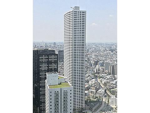 西新宿5丁目「ザ・パークハウス西新宿タワー60」竣工
